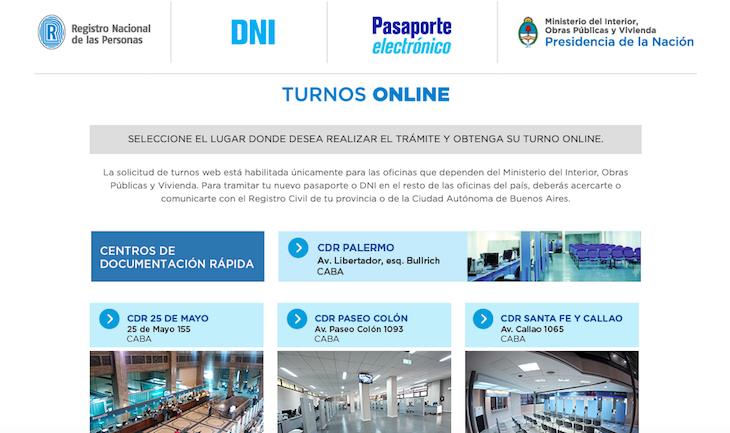 Renovar DNI Capital