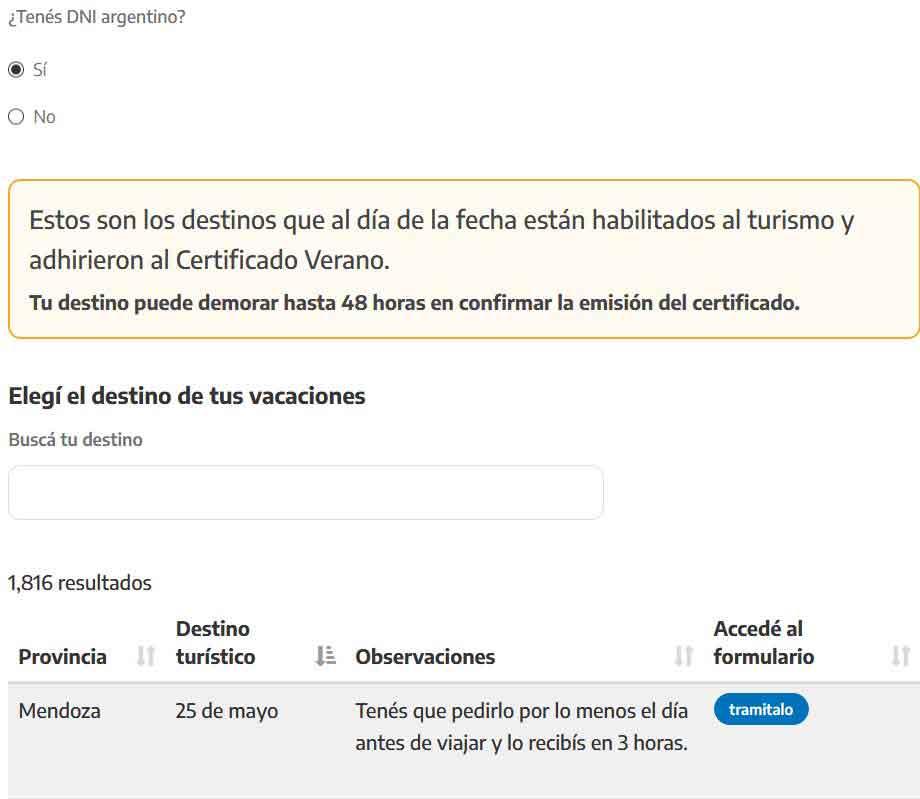 Sacar Certificado Verano Paso 2